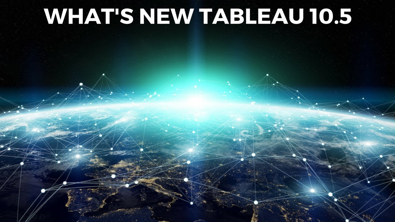 TABLEAU 10.5